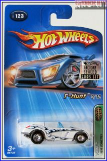 2005 Hot Wheels 1958 Corvette Treasure Hunt