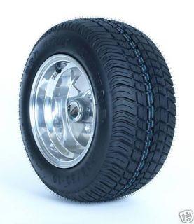 205 50 10 Kenda Pro Tour Golf Cart Tire 4 PLY DOT Rated