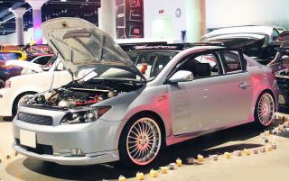19 ALT334 Staggerd Wheels Scion TC Audi TT Toyota Matrix Rims