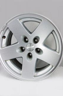 Silver 2002 2006 16x8 Jeep Wrangler Wheels 9047 5HP23RMAC
