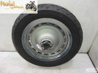 03 Harley Davidson Sportster Rear Wheel Rim