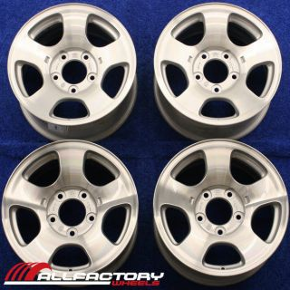 Pickup 16 2000 2001 2002 2003 2004 Wheels Rims Set 4 Four 3400