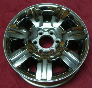 18 Ford F150 F 150 Chrome Clad Wheel Rim