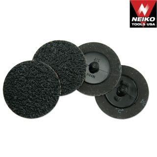 150 Neiko 100 Grit 1 Silicon Carbide Sanding Discs Wheels Roll and