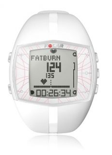 Polar FT40 Womens Training Heart Rate Monitor Computer Sport Watch