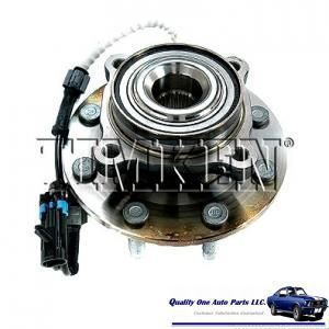 Wheel Bearing and Hub Assembly Chevrolet Silverado 2500 4wd 99 00 01
