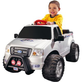 New Fisher Price Ford F150 Power Wheels Truck Pickup