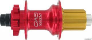 Hope Pro 2 EVO Rear Disc Hub 12x142mm 32h Red