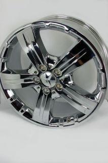 2007 2008 Mercedes Benz GL Class 18x8 Wheels 65423 1644010602