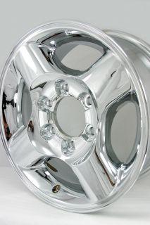 Chrome 16 Nissan Frontier Xterra Wheels 62384