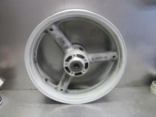 Suzuki TL1000 R 2000 Front Wheel Rim 17 x 3 50 GSXR Hayabusa