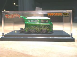 Hot Wheels Toy Fair 2013 Kool Kombi Collectable Mint Condition