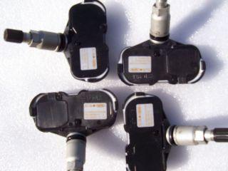 TACOMA TPMS TIRE PRESSURE MONITORING SENSORS TACOMA 16 STEEL WHEELS