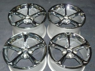 Factory Chevrolet Corvette Wheel Rim Set 19in