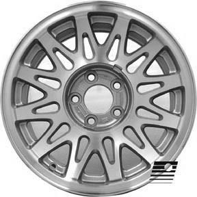 Lincoln Town Car 1998 2002 16 inch Compatible Wheel R