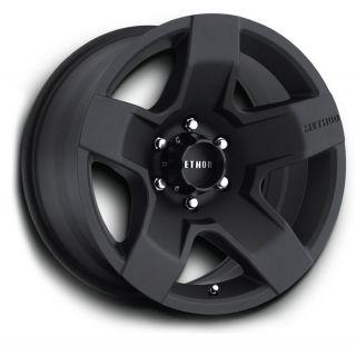 17 Method Race Wheels Fat Five Wheel Set 17x8 5 Matte Black 5 6 8 Lug