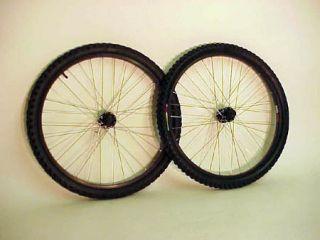 Sun Rhyno Lite Formula Disc WTB Tires Wheel Set Wheels