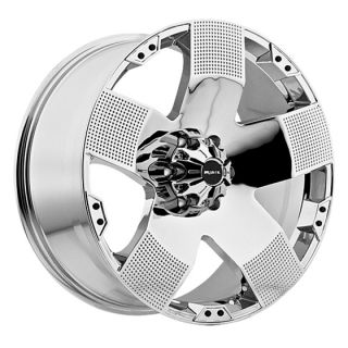 Hyjak 8x180 Silverado Sierra 2500 Chrome Wheels Rims Free Lugs