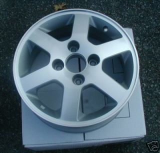 15 1998 02 Honda Accord Alloy Wheel Rim
