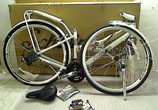 Schwinn Discover Womens Hybrid Bike 700c Wheels