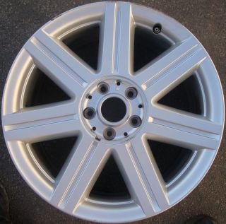 18 2004 05 06 07 Chrysler Crossfire Alloy Rim Wheel Front