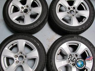 10 BMW 525 528 530 535 550 Factory 17 Wheels Tires OEM 71198 225 50 17