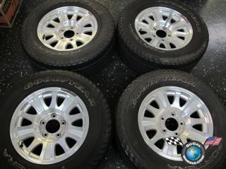00 03 Ford Expedition F150 Factory 17 Wheels Tires OEM Rims 3412 5x135