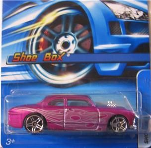 Hot Wheels Kmart Exclusive Shoe Box 172