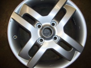 2009 09 2010 10 Nissan Cube Alloy Wheel Rim 16 OE Used