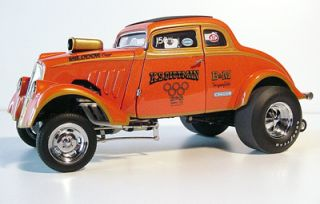 Pittman 33 Willys Gasser