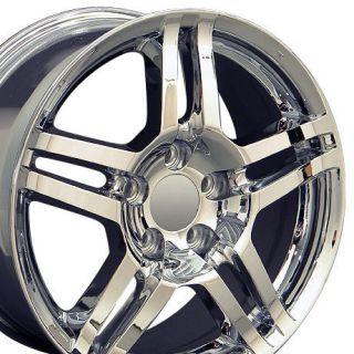 17 Rim Fits Acura TL Wheel Chrome 17x8