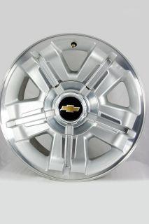 18x8 2008 2010 Chevrolet Tahoe Suburban Avalanche Wheel 5300 09598055