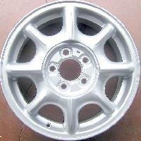 Factory Alloy Wheel Buick Park Avenue 00 03 16 4035