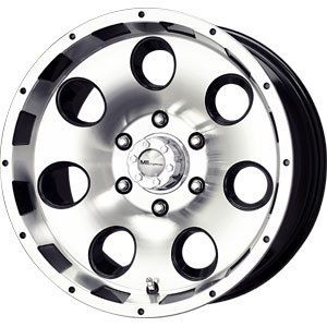 16 MB Motoring Wheels Rims 8x165 1 Chevy Silverado Chevy Suburban