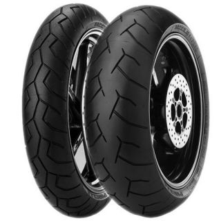 New Pirelli Diablo Front Rear Tire Set 120 70 190 50 17