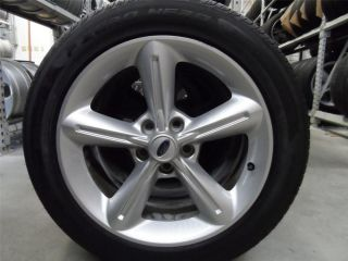 18 Ford Mustang GT Shelby Cobra Alloy Wheels w Tires Very Nice