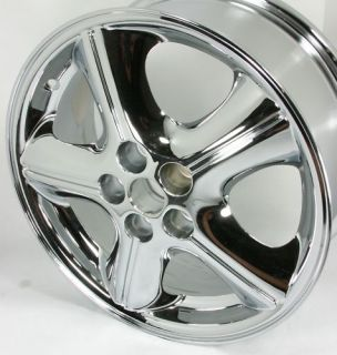 Chrome Dodge Stratus Wheels Rims 2226