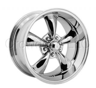 Rev 100 Car Truck Wheel Rim 16 inch 5 Lug Chrome