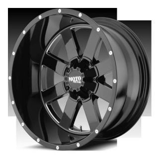 18 Black Wheels Tires 8x170 Ford 250 350 Excursion 275 70 18 Nitto