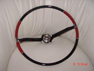 1963 Cadillac Recast Steering Wheel