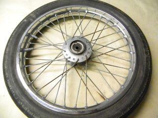 Suzuki GT 185 GT185 Front Wheel Rim