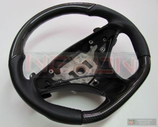 Mercedes W204 C63 AMG Custom Carbon Steering Wheel New