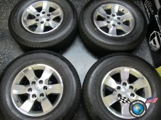 Toyota 4Runner Factory 17 Wheels Tires OEM Rims Tundra Tacoma FJ 69560