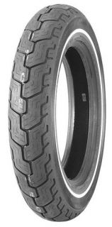 Dunlop D402 MT90B16 s White Wall Rear Motorcycle Tire