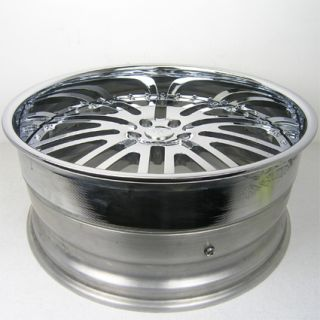 24 Forged Wheels Dodge Charger Challenger Chrysler 300C 300 Rims 24x9