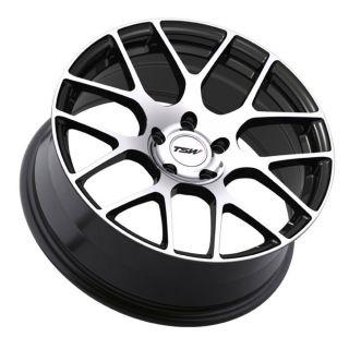 17x8 TSW Nurburgring Gray Wheel Rim s 5x100 5 100 17 8