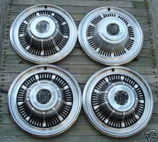 1965 Buick Special Hubcap Hubcaps Wheel Covers Wheels