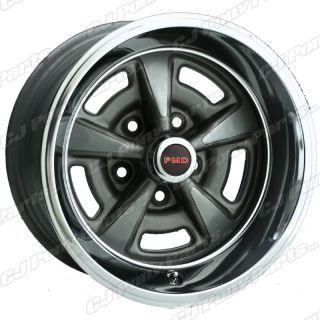 15x7 Silver Pontiac Rallye ll Wheel Rim