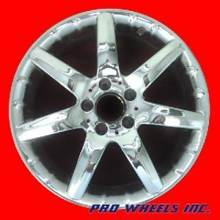 CLK320 CLK430 CLK55 17 Chrome Factory Wheel Rim 65261 39608