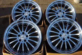 Class CL SL CLC CLK SLK AMG ml Alloy Wheels W202 W203 W208